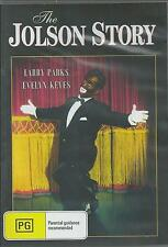 JOLSON STORY, THE - LARRY PARKES & EVELYN KEYES NEW ALL REGION DVD