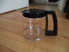 Used Cuisinart Replacement Carafe Glass Coffee Pot Jug 12 cup