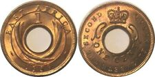 BRITISH EAST AFRICA 1959 1 CENT, BU - 2 COIN LOT