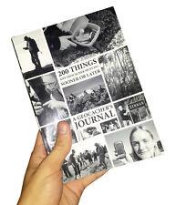200 les choses geocacheur doit faire tôt ou tard; un geocacheur's journal (Livre)