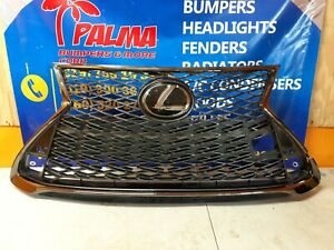 2018 19 20 LEXUS RC 350 F SPORT MAIN GRILLE ASSEMBLY 53112-24220 *P1106*