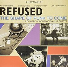 Refused - Shape Of Punk To Come Deluxe Ed.