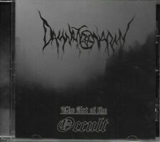 DAMNATION ARMY-THE ART OF THE OCCULT-CD-black-thrash-metal-blaspheminator-isebel