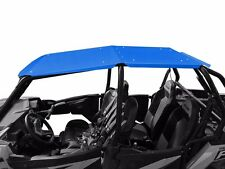 Aluminum RZR Roof, Top XP4 XP 1000 4 TURBO 900 4 Seater Polaris 2014+ BLUE