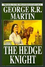 The Hedge Knight ~ Softcover Graphic Novel 2nd Print ~ George R.R. Martin ~ 2003