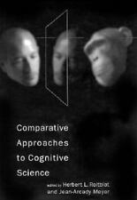 Comparative Approaches to Cognitive Science-ExLibrary