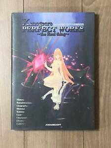 Xenogears Perfect Works Squaresoft DigiCube Original 1998 GAME Art Book Japan JP