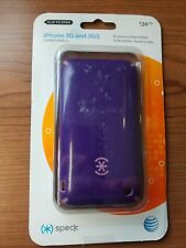 Speck CandyShell hybrid dual layer case for Apple iPhone 3G/3GS, Purple & Pink