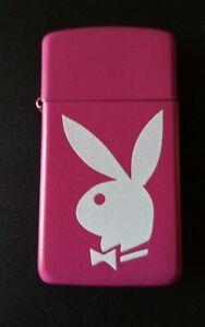 Zippo Playboy Slimline Lighter