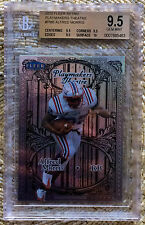 2012 FLEER RETRO PLAYMAKERS THEATRE /100 ALFRED MORRIS RC BGS 9.5 CARDREGISTRY