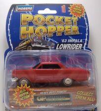 Lindberg Pocket Hopper RED  '63 Impala Lowrider Series 1 Free Shipping  RARE