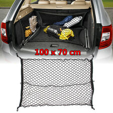 Universal Nylon Car Trunk Rear Cargo Organizer Storage Net Luggage Bag Tail Mesh