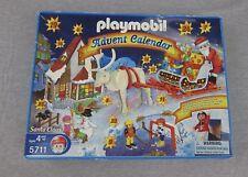 Playmobil Advent Calendar 5711 Santa Claus Christmas Edition 2002 Complete