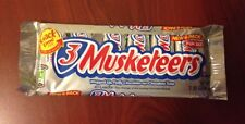 3 Musketeers Chocolate Candy Bars.  6-pack Fun Size  FREE additional shipping!
