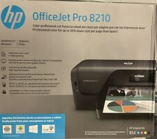 HP OfficeJet Pro 8210 Wireless Printer D9L63A Brand New Instant Ink Ready