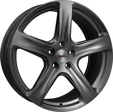 "Alloy Wheels 20"" Calibre Tourer Gunmetal For Fiat Ducato [Mk3] 07-16"