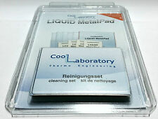 Coollaboratory Liquid Metal Pad 6 x CPU + 4 x GPU + Cleaning Set