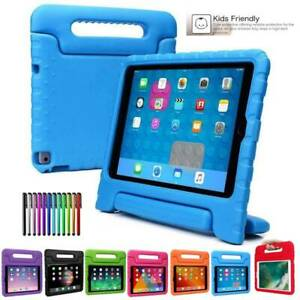 Kids Shockproof Case Cover EVA Foam Stand For iPad Mini Air Pro 9.7 6th 7th 10.2