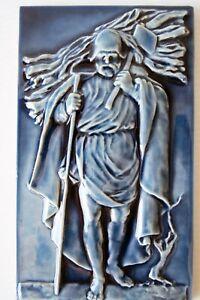 J.G. & J.F.LOW ART TILE WORKS Tile 1885