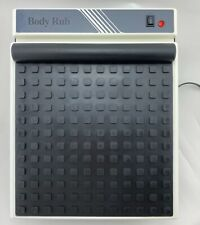 Body Rub Professional Foot Massager Deep Tissue Feet Vibrator Tested and Works!