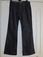 Eddie Bauer Womens Size 8 Dark Denim Wide Leg Trouser Jeans