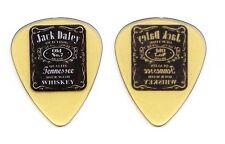 Lenny Kravitz Jack Daley Jack Daniel's Label Tour Guitar Pick