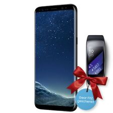 Samsung G950F Galaxy S8 black 64GB Android Smartphone Handy ohne Vertrag WOW!
