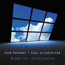RON THOMAS, PAUL KLINEFELTER - BLUES FOR ZARATHUSTRA - CD - ART OF LIFE RECORDS