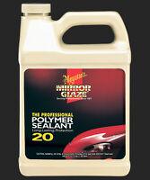 Meguiars Mirror Glaze 20 Polymer Sealant 64 Oz M2064