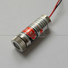 650nm 5mW Red Laser Line Module Focus Adjustable Laser Head 5V US SHIPPING M201