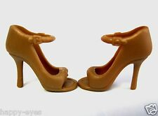 BARBIE DOLL CLOTHES/SHOES *MATTEL HIGH HEELS   *NEW*  #57