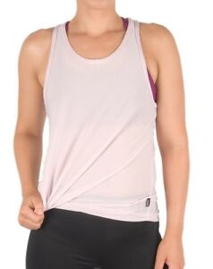 Blossom Flower - Women's Gym & Yoga Top – Pink-  Bonds Active – 40% Off RRP- New