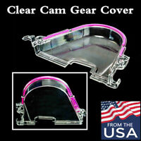 Clear Cam Gear Cover For Civic 96-00 EK D15 D16 SOHC Engine Better Visibility