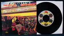 THE BEATLES-Movie Medley-Picture Sleeve & 45-CAPITOL #B 5107 (Near Mint)