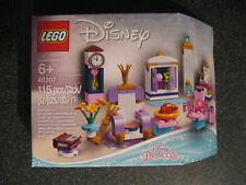 LEGO Disney Castle/Princesse Accessoires Set Brand New 40307