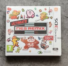Ultimate Nes Remix Nintendo 3DS Neuf Sous Blister