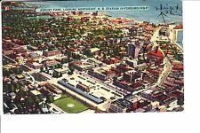 Asbury Park, NJ  Aerial View  @ 1940