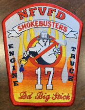 PENNSYLVANIA - New Franklin VFD Engine Truck 17 patch - Smokebusters