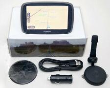 NEW TomTom GO 50S GPS Car LIFETIME 3D MAPS Traffic Set USA/Canada/Mexico 50-S