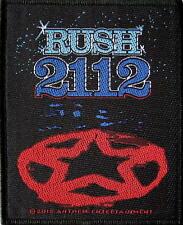 """RUSH AUFNÄHER / PATCH # 12 """"2112"""""""