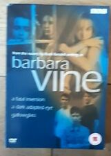 BARBARA VINE - 3 Discs - 2005 BBC/2 Entertain - Region 2 & 4 Dvd - Vgc
