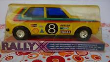 1977 VW GOLF 1 Rally Friction Lucky Toys Hong Kong Plastic Auto Car 16cm 1/24