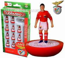 Official SL BENFICA Subbuteo Team Football Soccer Game Paul Lamond Portugal Toy
