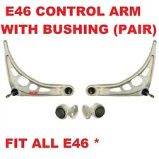 Front Lower Control Arm with bush BMW E46 316 318 320 323 Pair Left &Right 98-05