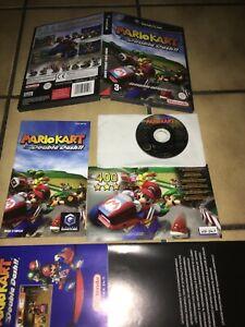 Nintendo Gamecube Mario Kart Double Dash !! PAL FR Complet 1ere edition
