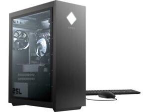BRAND NEW HP OMEN 25L Gaming Desktop PC RTX 3070!! - FREE FAST SHIP