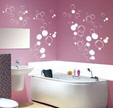 Pegatinas y plantillas de pared vinilos color principal blanco para el hogar