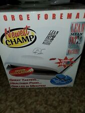 George Foreman GR26 Indoor Grill