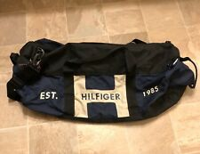 Tommy Hilfiger Business Travel Luggage Duffel Gym Workout Exercise Sports Bag