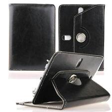 Universal Tasche für 7 Zoll Tablets Tablet Case 360° drehbar | Schwarz